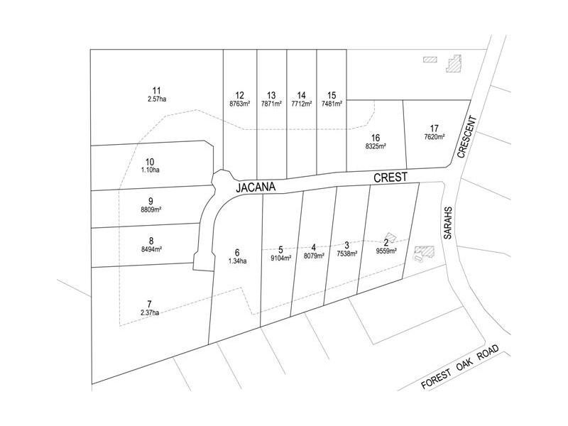 Lot 4/66 Sarahs Crescent, King Creek NSW 2446