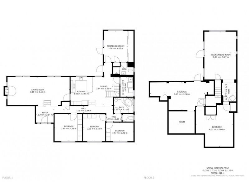 16 Louise Road, Austins Ferry TAS 7011 Floorplan