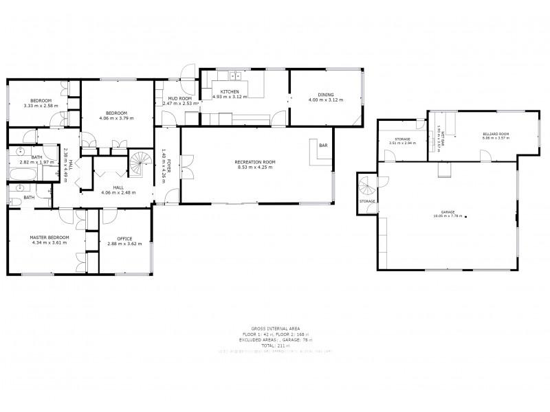 940 Acton Road, Acton Park TAS 7170 Floorplan