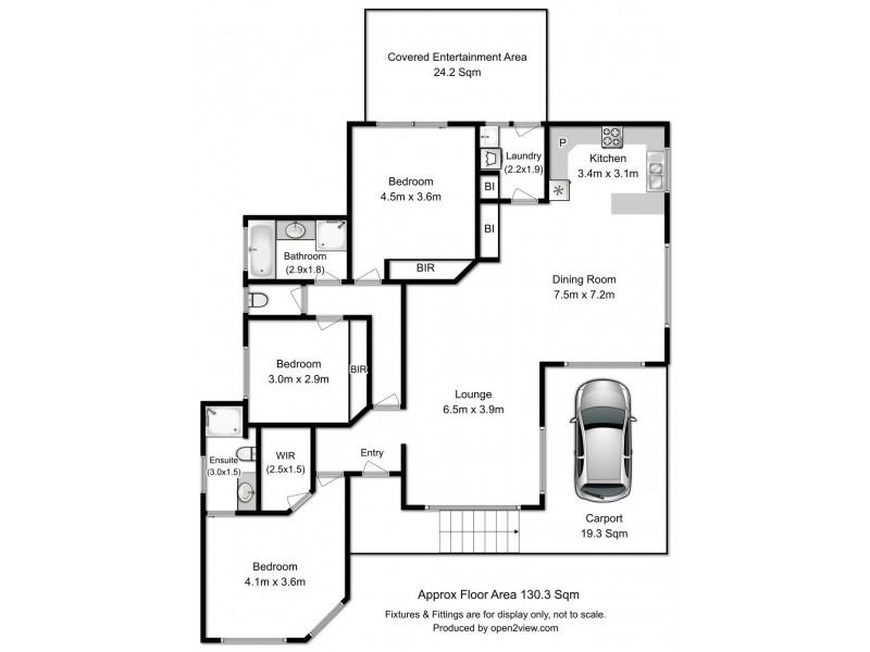 52 Sunshine Road, Austins Ferry TAS 7011 Floorplan