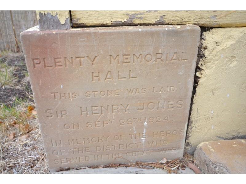 """""""Plenty Hall"""" 1021 Glenora Road, Plenty TAS 7140"""