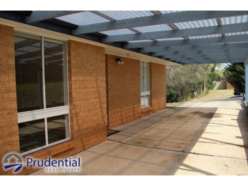 8 Gaspard Place, Ambarvale NSW 2560