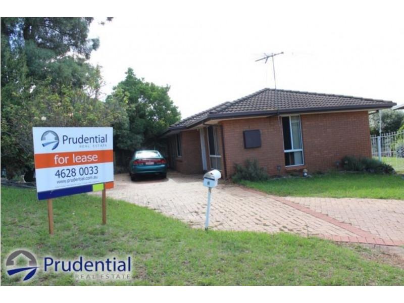 6 Dawkins Place, Ambarvale NSW 2560