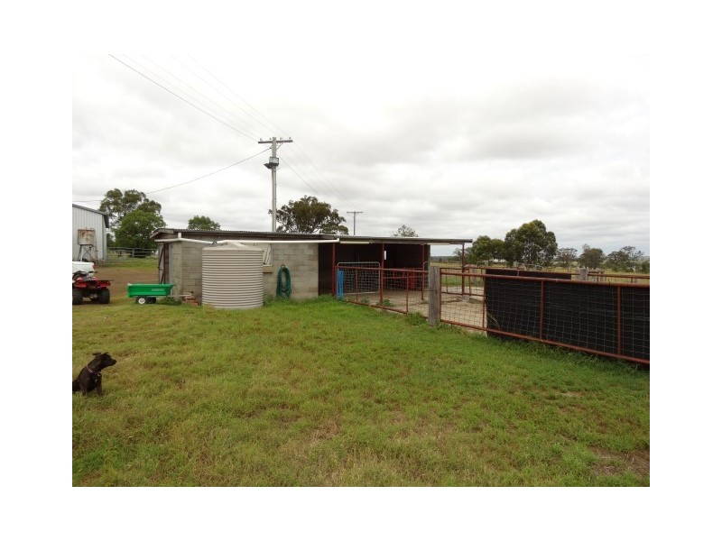 78 Colemans Road, Goombungee QLD 4354
