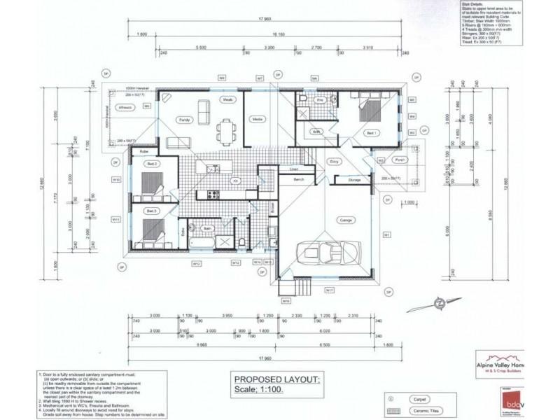 35 Pine Ridge Estate, Myrtleford VIC 3737