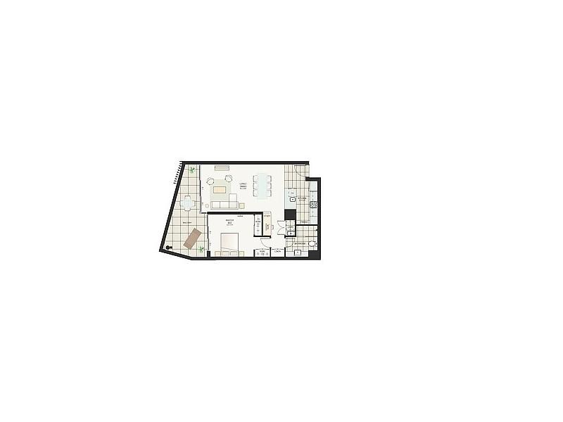 U52 / 32 Agnes Street, Albion QLD 4010 Floorplan