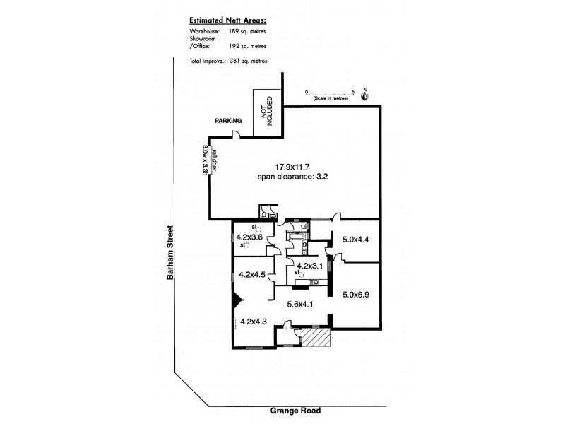 101 Grange Road, Allenby Gardens SA 5009 Floorplan