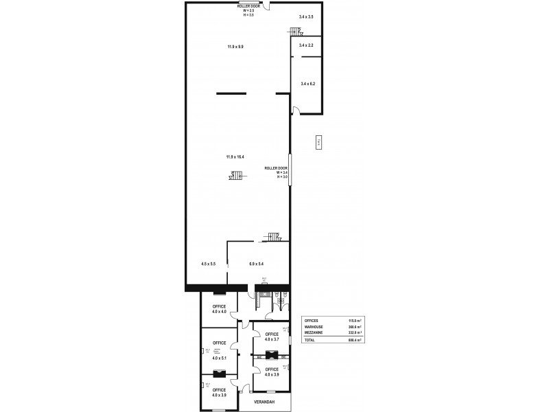 16 Rose Street, Mile End SA 5031 Floorplan