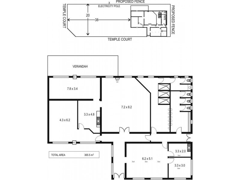 9 (Lot 24) Temple Court, Wingfield SA 5013 Floorplan