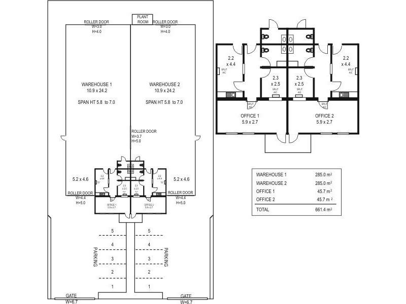 1/21 Pentland Road, Salisbury South SA 5106 Floorplan