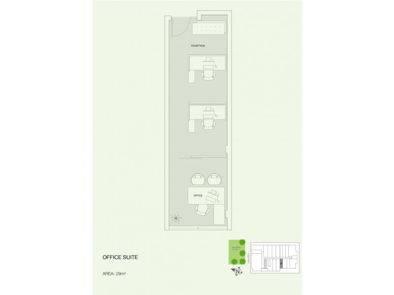 915/147 Pirie Street, Adelaide SA 5000 Floorplan