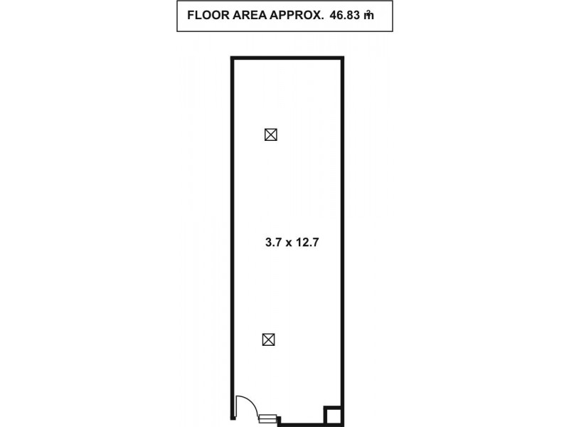 221/147 Pirie Street, Adelaide SA 5000 Floorplan