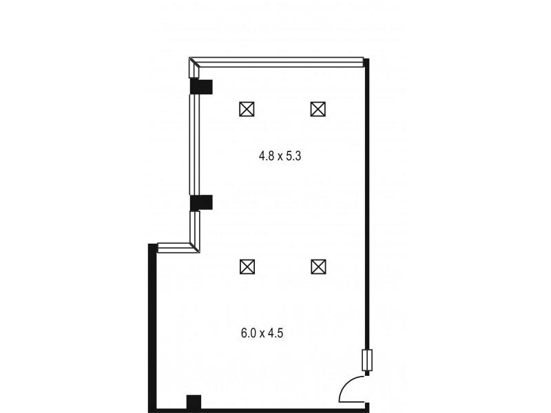 215 / 147 PIRIE STREET, Adelaide SA 5000 Floorplan