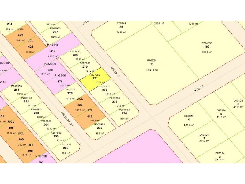 23 House Street, Gnowangerup WA 6335 Floorplan