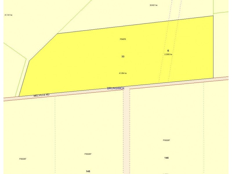 Lot 33 Melville Road, Brunswick WA 6224