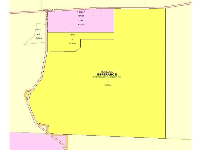 'Jimberlana' Cape Le Grande Road, Merivale WA 6450