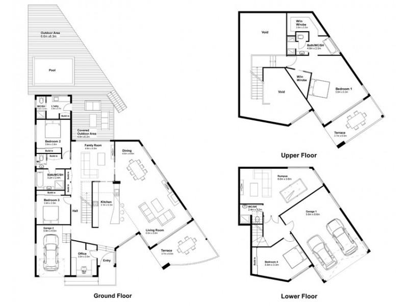31 Reserve Drive, Bateau Bay NSW 2261 Floorplan