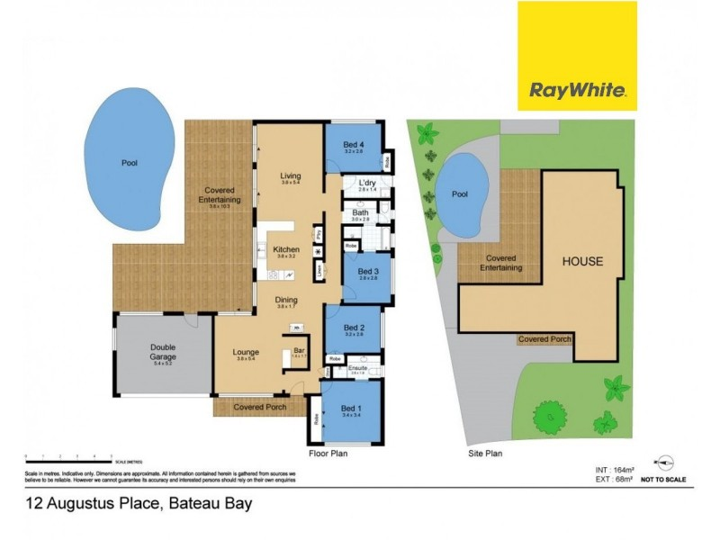 12 Augustus Place, Bateau Bay NSW 2261 Floorplan