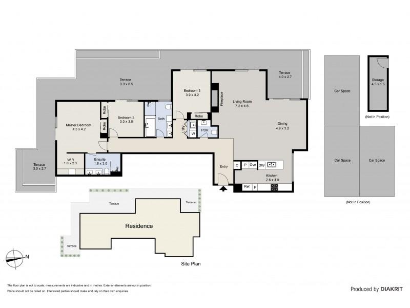 202/261-263 Balwyn Road, Balwyn North VIC 3104 Floorplan
