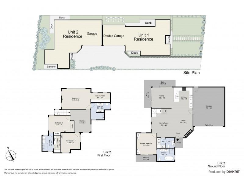 2/367 Balwyn Road, Balwyn North VIC 3104 Floorplan