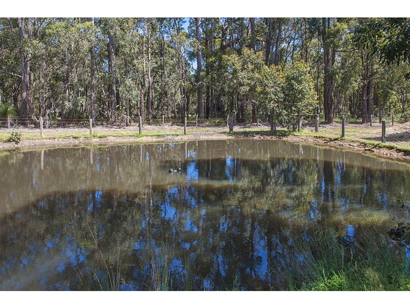 Location 12363 Cundinup Rd, Nannup WA 6275
