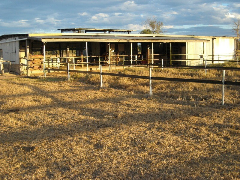 Lot 4 Yackman Road, Blackwater QLD 4717