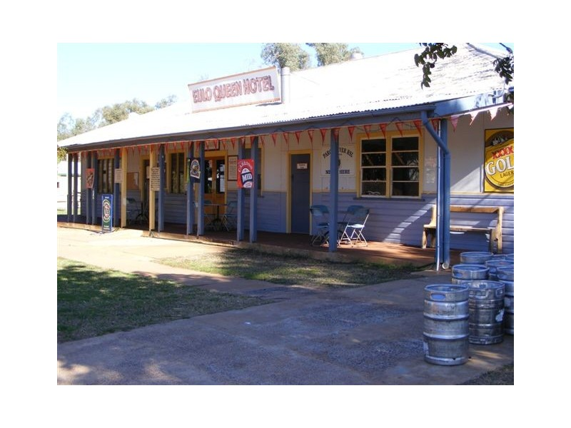 . Eulo Queen Hotel, Eulo QLD 4491
