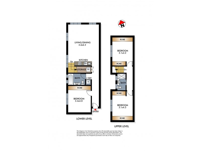 5/8 Warners Avenue, North Bondi NSW 2026 Floorplan