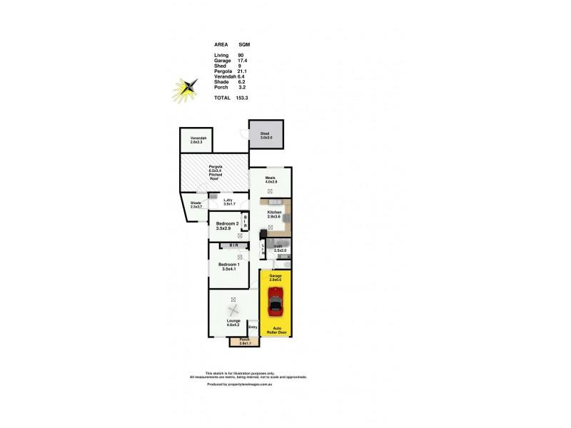 6/2 Tilshead Road, Elizabeth North SA 5113 Floorplan