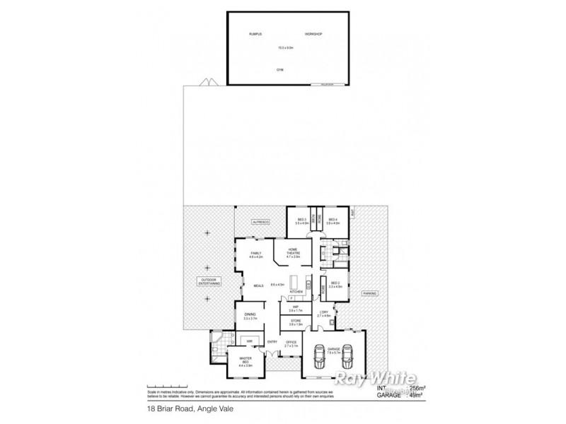 18 Briar Road, Angle Vale SA 5117 Floorplan