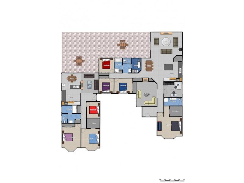 30 Kings Way, Chambers Flat QLD 4133 Floorplan