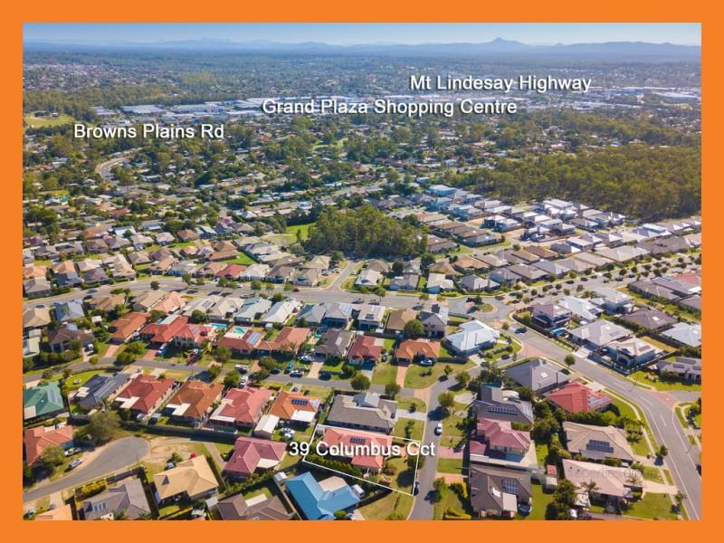 39 Columbus cct, Drewvale QLD 4116
