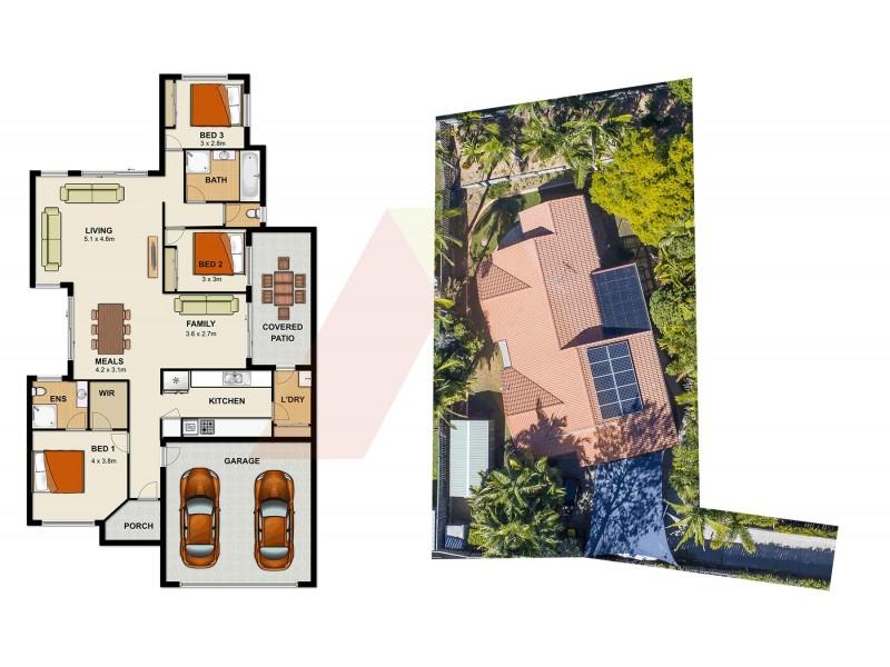 10 Murphy Street, Calamvale QLD 4116 Floorplan
