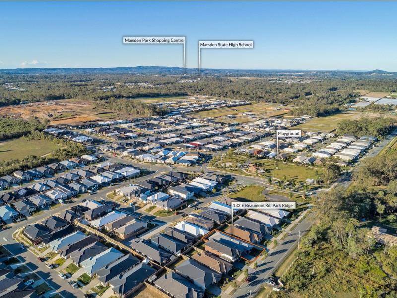 133 East Beaumont Rd, Park Ridge QLD 4125
