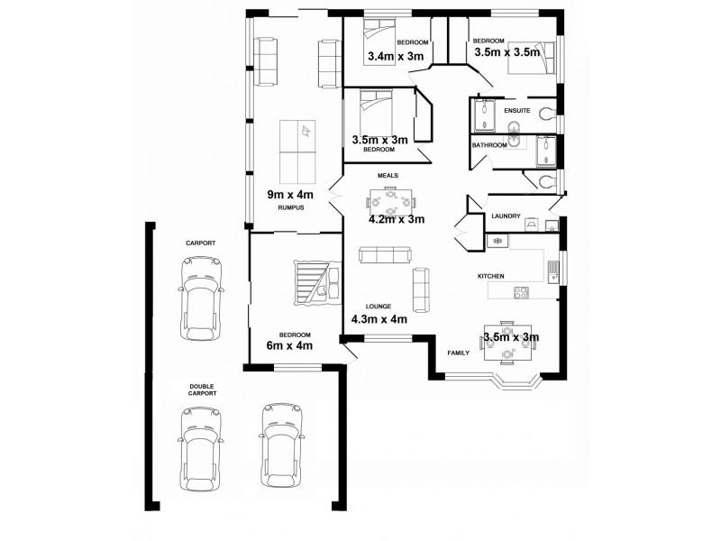 13 Kao Street, Marsden QLD 4132 Floorplan