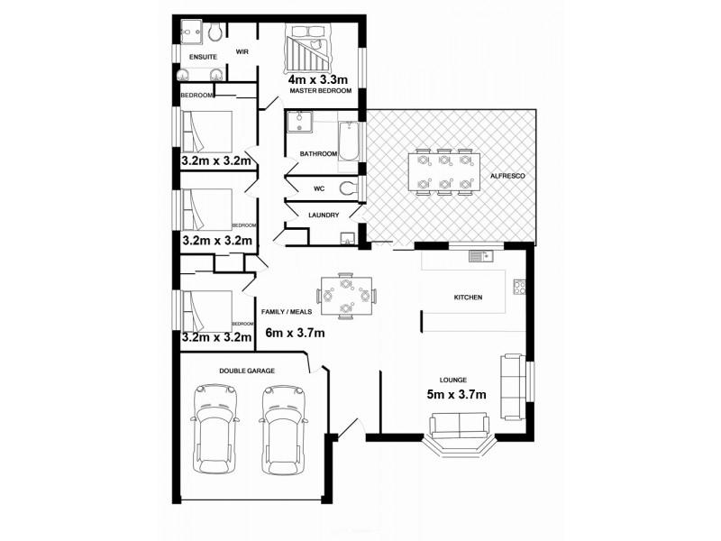 11 Stephens Street, Upper Coomera QLD 4209 Floorplan