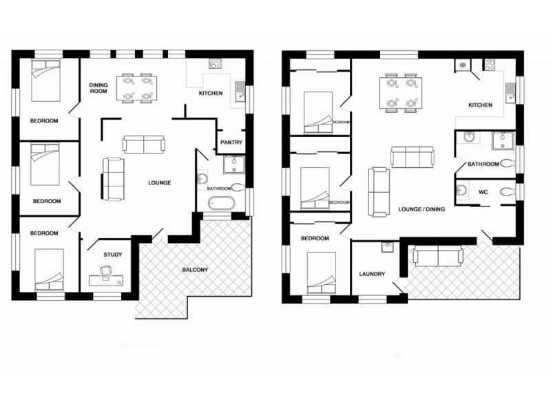 4/18 Lothian St, Annerley QLD 4103 Floorplan