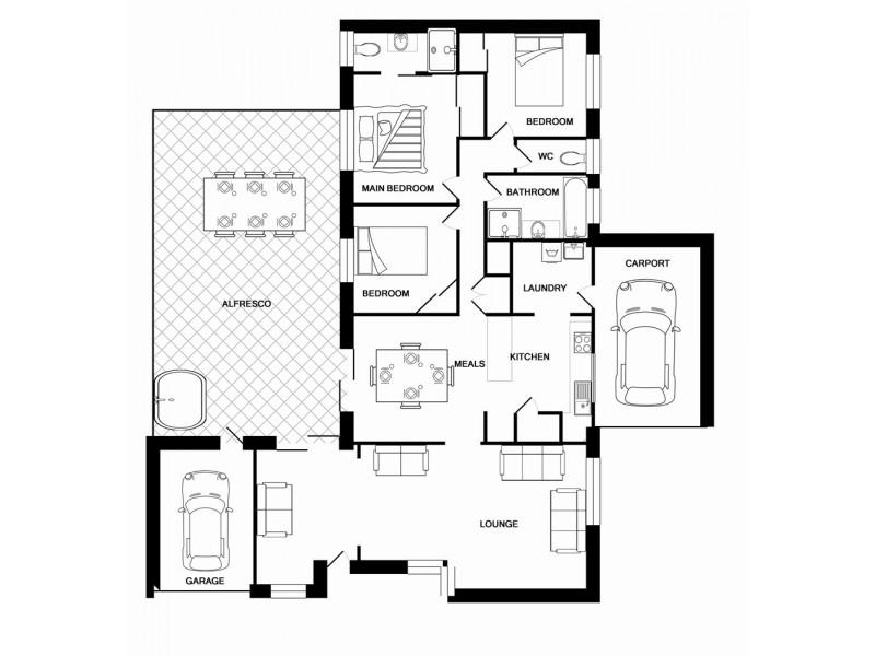3 Duncannon St, Durack QLD 4077 Floorplan