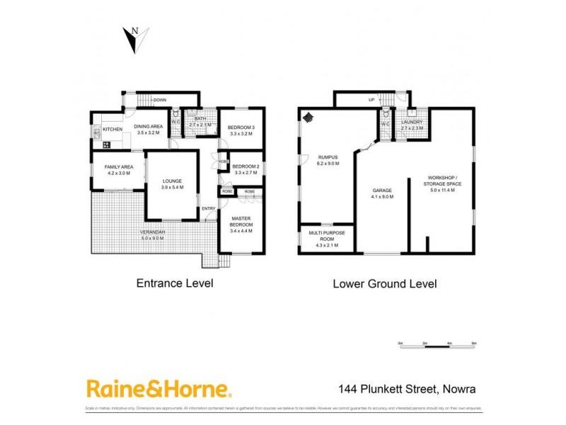 144 Plunkett Street, Nowra NSW 2541 Floorplan