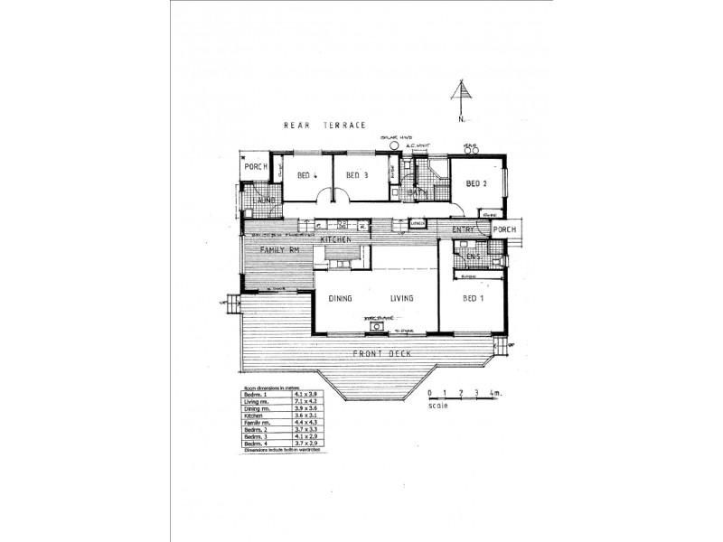 146 Edward Wollstonecraft Lane, Berry NSW 2535 Floorplan