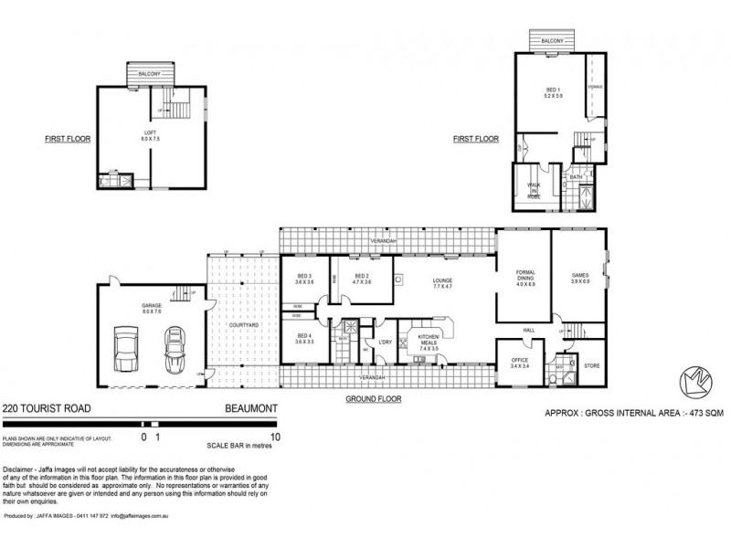 220 Tourist Road, Berry NSW 2535 Floorplan