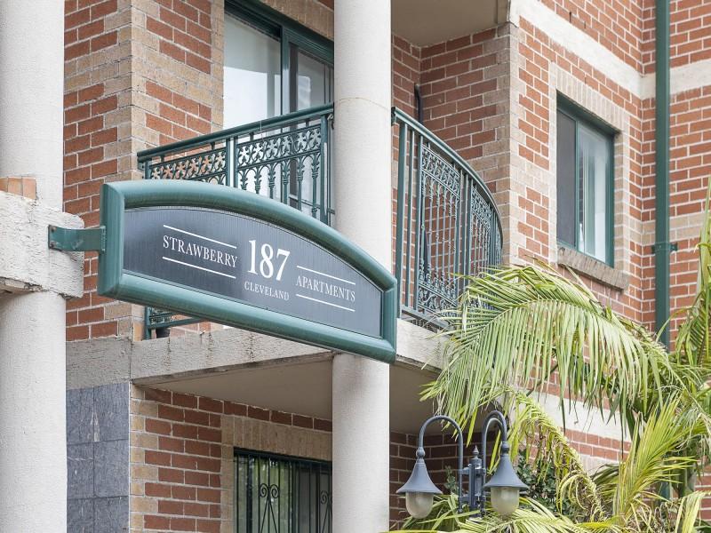 10/187 Cleveland Street, Redfern NSW 2016