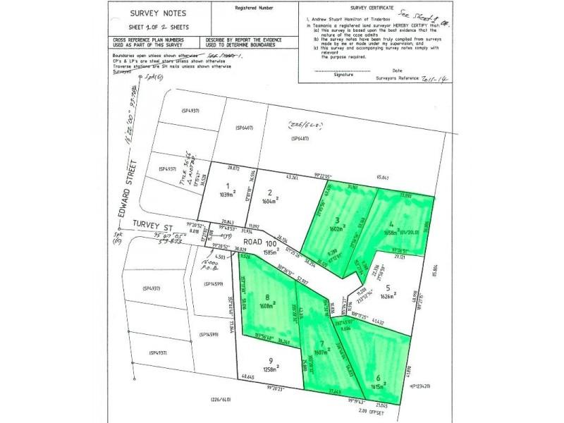 Lot 8 Turvey Street, Nubeena TAS 7184