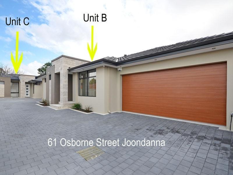 61 B Osborne Street, Joondanna WA 6060