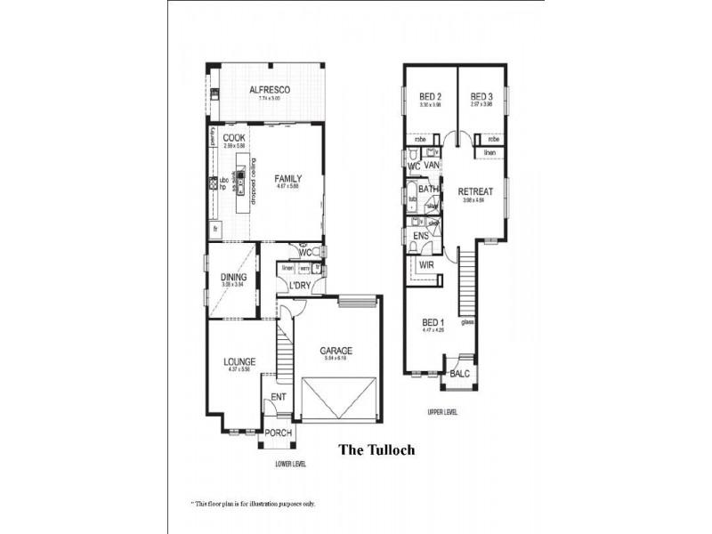 Lot 58 34 Actil Avenue, Woodville SA 5011 Floorplan