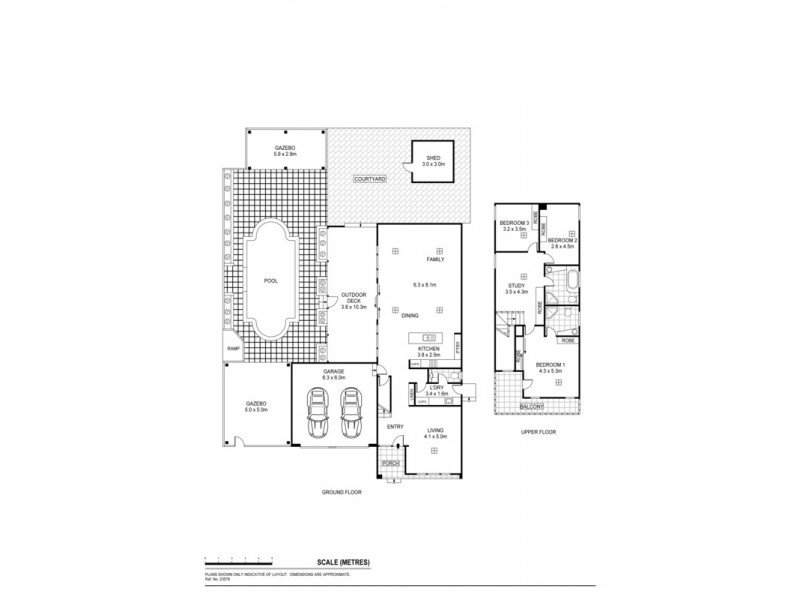 38 Burlington Road, Hallett Cove SA 5158 Floorplan