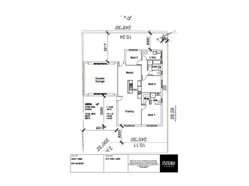 Lot 702,   51 Kintore Street, Mile End SA 5031 Floorplan