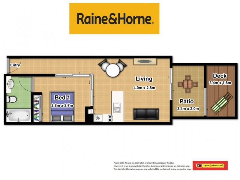102/63 Macrossan St (Port Douglas Apartments), Port Douglas QLD 4877 Floorplan