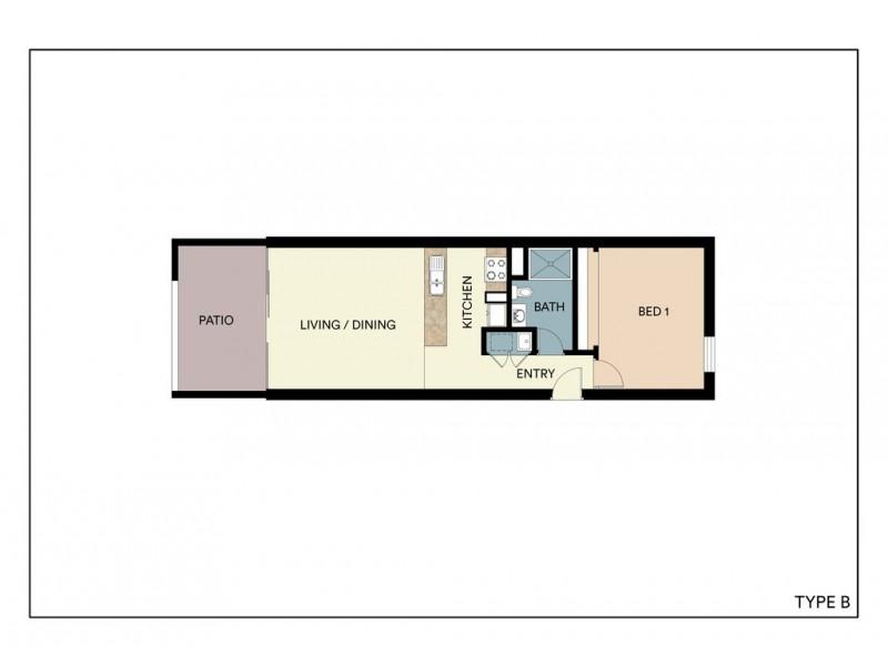 12/95 Chalgrove Avenue, Rockingham WA 6168 Floorplan