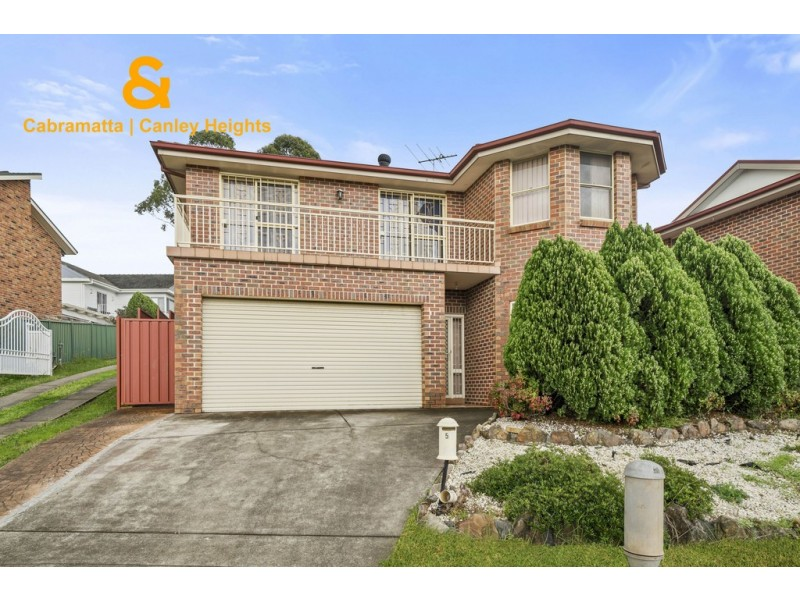 59 BOOMERANG ROAD, Edensor Park NSW 2176